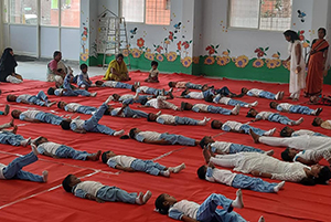 International Yoga Day-2019